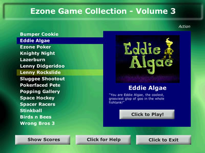 Ezone Game Collection Volume 3