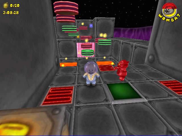 Space Wombat Screen shot